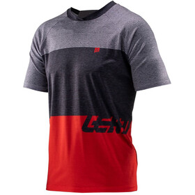 Leatt DBX 2.0 SS Jersey Herre red